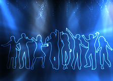 People dancing Stock Photos