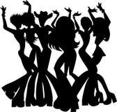 People Dancing Royalty Free Stock Photo