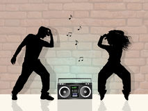Hip Hop People Royalty Free Stock Photography - Image ...