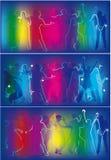 Dance party Stock Photos