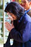 People at Dazaifu Tenmangu Royalty Free Stock Photography