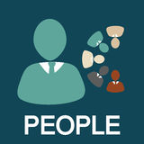 People Royalty Free Stock Images