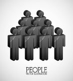 People Royalty Free Stock Image