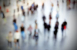 People details abstract, intentionally blurred background Royalty Free Stock Photos