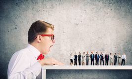 People of different professions Royalty Free Stock Image