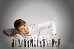 People of different professions Royalty Free Stock Photography