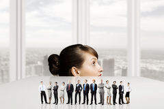 People of different professions Stock Photos