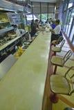 People eating breakfast Stock Photos