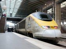 Eurostar Stock Image