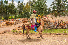 People in Ethiopia Royalty Free Stock Image