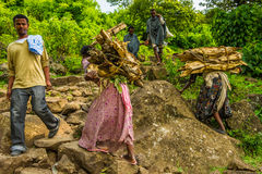 People in Ethiopia Stock Images