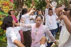 People folk dance Stock Photos