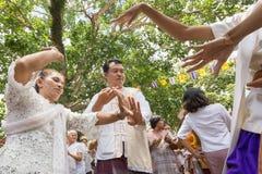 People folk dance Stock Images