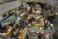 People in food store bangkok Royalty Free Stock Photography