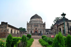 People form graves but the legends form tombs. Tomb of Sikandar Lodi. royalty free stock photo