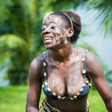 People in GABON Royalty Free Stock Photo