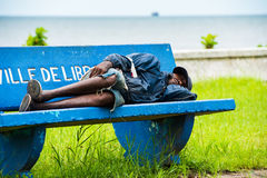 People in GABON Stock Photography