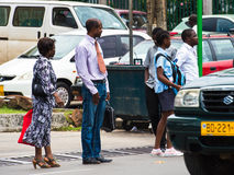 People in GABON Stock Images