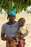 People in GHANA Royalty Free Stock Image