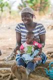 People in GHANA Stock Photo