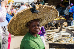 People in GHANA Royalty Free Stock Photography