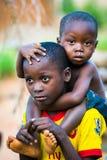 People in GHANA Royalty Free Stock Photo
