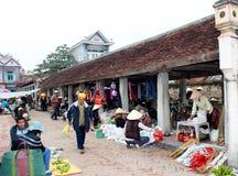 People go to market Royalty Free Stock Photos