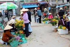 People go to market Stock Photo