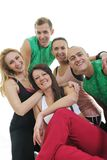 People group fitness Royalty Free Stock Photo