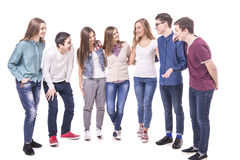 People group royalty free stock photos