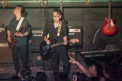 Rock in Hanoi Stock Photo