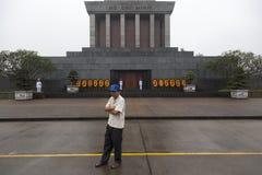 People of Hanoi Stock Image