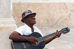 People in Havana Royalty Free Stock Photos