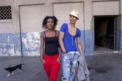 People of Havana Stock Photography