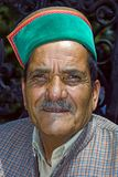 People of Himachal in India Royalty Free Stock Images