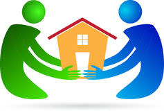 People home care Royalty Free Stock Photo