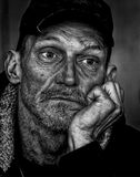 People, Homeless, Male, Street Stock Images