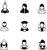 people icon Royalty Free Stock Images