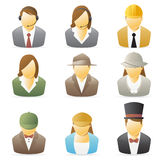 People Icon: Occupations set 2 royalty free illustration