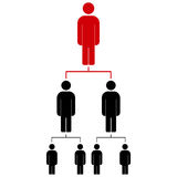 People icon vector illustration eps10. Royalty Free Stock Images