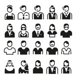 People Icon Vector Stock Image