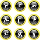 People icons Stock Photo