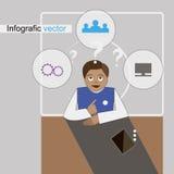 People idea design Stock Image