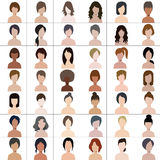 People illustration avatar Vector Stock Image