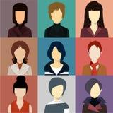 People illustration avatar Vector Stock Photography