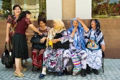 Free People In SAMARKAND, UZBEKISTAN Stock Images - 52101644