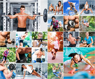 People In Sports Stock Photo
