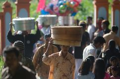 PEOPLE OF JAVA ISLAND Stock Photos
