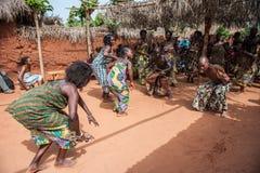 People in KARA, TOGO Royalty Free Stock Images