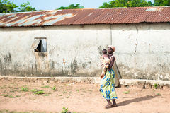 People in KARA, TOGO Stock Photography